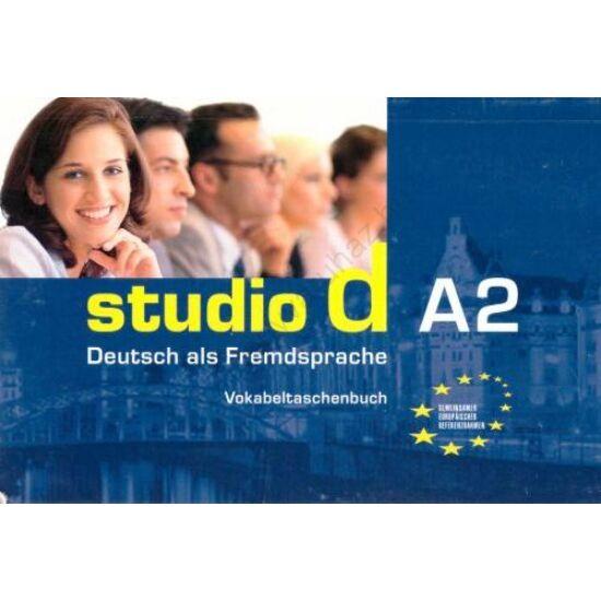 Studio D A2 Vokabeltaschenbuch (MX-175)