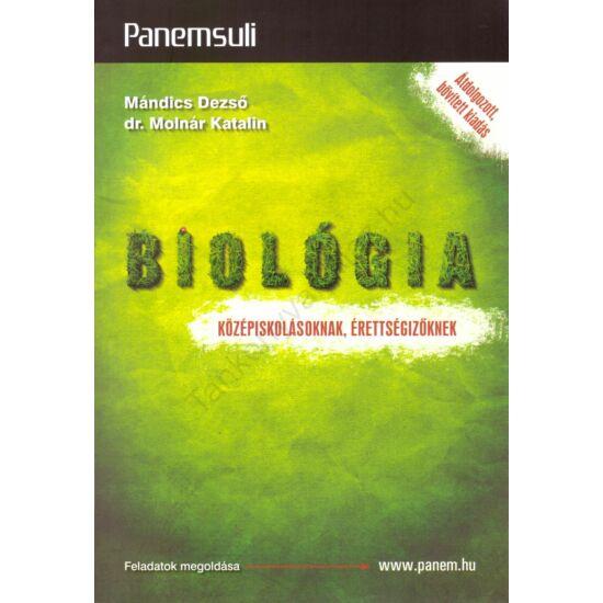 BIOLÓGIA – középiskolásoknak, érettségizőknek