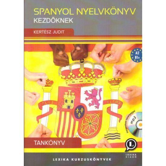 Spanyol nyelvkönyv kezdőknek (LX-0223)