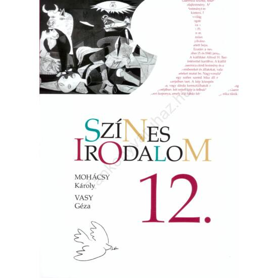 Színes irodalom 12. (KN-0040/2)