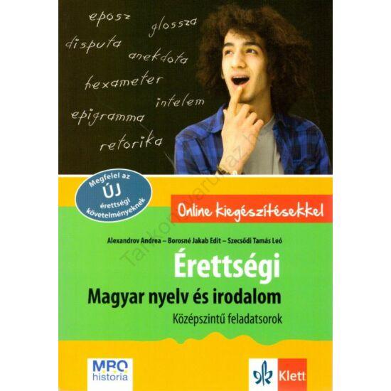 Érettségi – Magyar nyelv és irodalom – Középszintű feladatsorok
