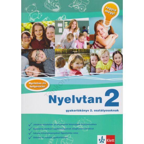 Jegyre megy! - Nyelvtan 2.  gyakorlókönyv 2. osztályos tanulóknak