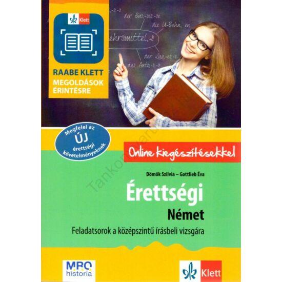 Érettségi – Német – Feladatsorok a középszintű írásbeli vizsgára