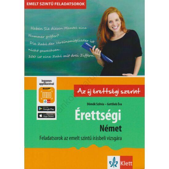 Érettségi – Német – Feladatsorok az emelt szintű írásbeli vizsgára