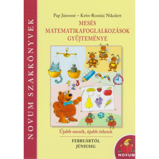 Mesés matematikafoglalkozások gyűjteménye II.