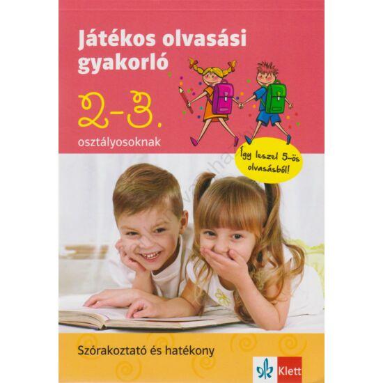 Játékos olvasási gyakorló 2. és 3. osztályosoknak