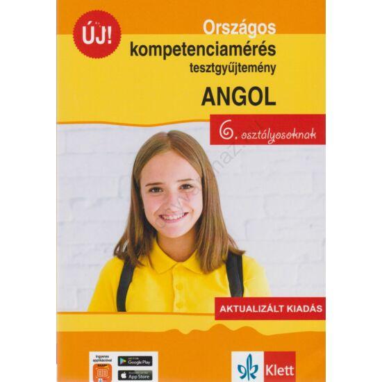 Országos kompetenciamérés tesztgyűjtemény angol nyelv 6. osztályosoknak