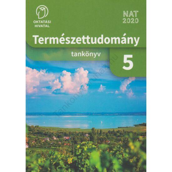 Természettudomány 5 tankönyv (OH-TER05TB)