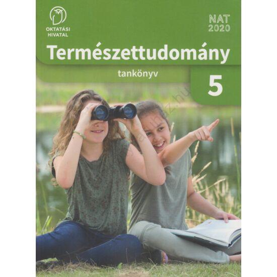 Természettudomány 5 tankönyv (OH-TER05TA)