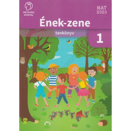 Ének-zene 1. tankönyv  (OH-ENZ01TA)