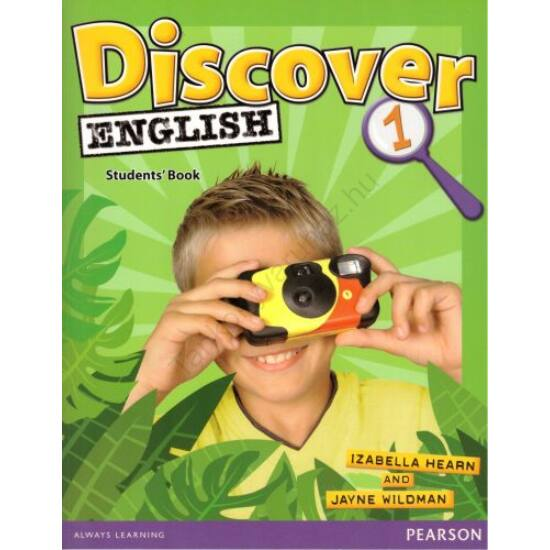 Discover English 1 Students' Book