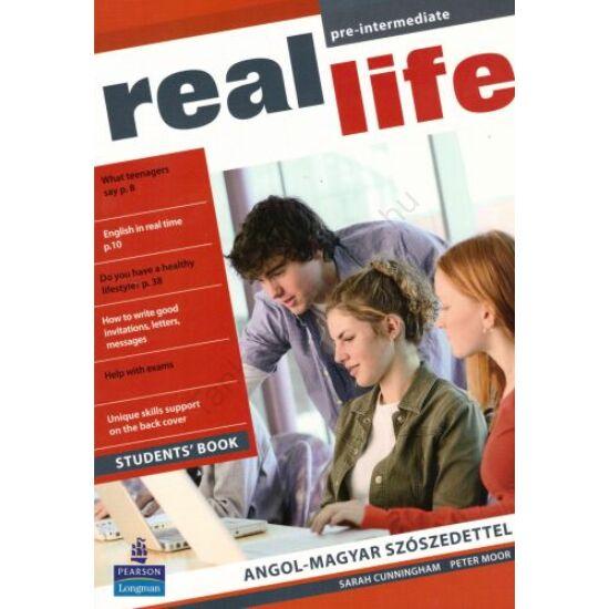 Real Life Pre-Intermediate Student's Book