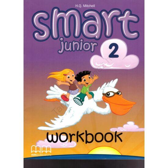 smart junior 2. workbook