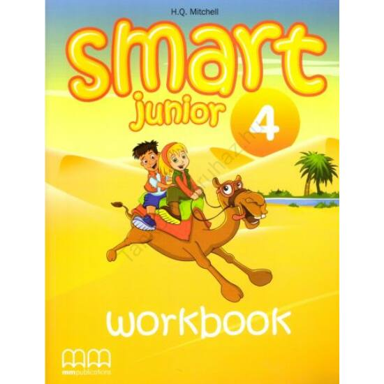 smart junior 4. workbook