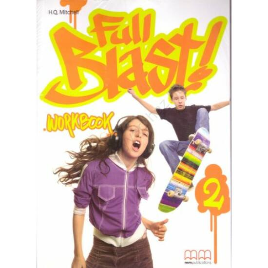 Full Blast 2. workbook
