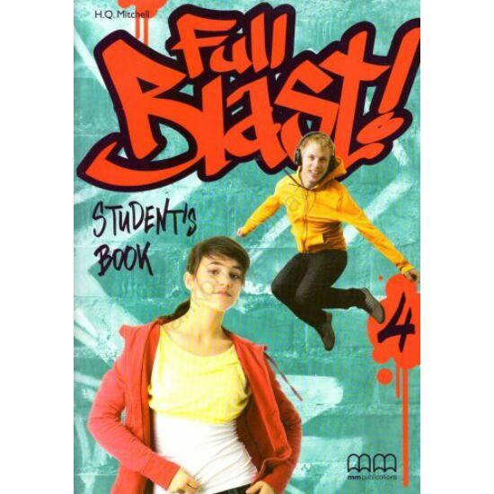 Full Blast 4. Student's Book