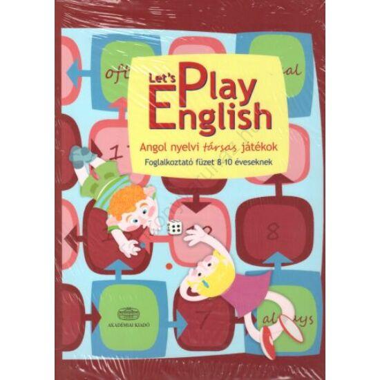 Let's Play English – Angol nyelvi társas játékok