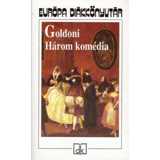 Goldoni: Három komédia