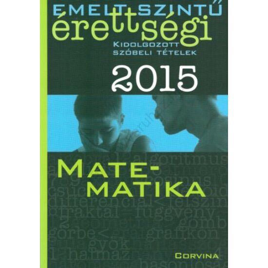 Emelt szintű érettségi Matematika 2015