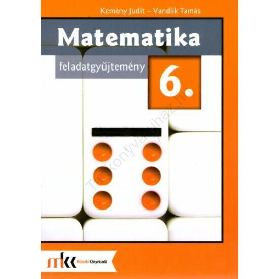 Matematika 6. Feladatgyűjtemény (MK-5501202-K)