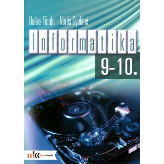 Informatika 9-10. munkatankönyv (MK-5509102)