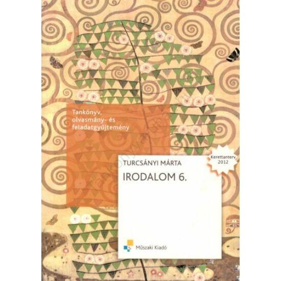 Irodalom 6. tankönyv (MK-0614101-K)