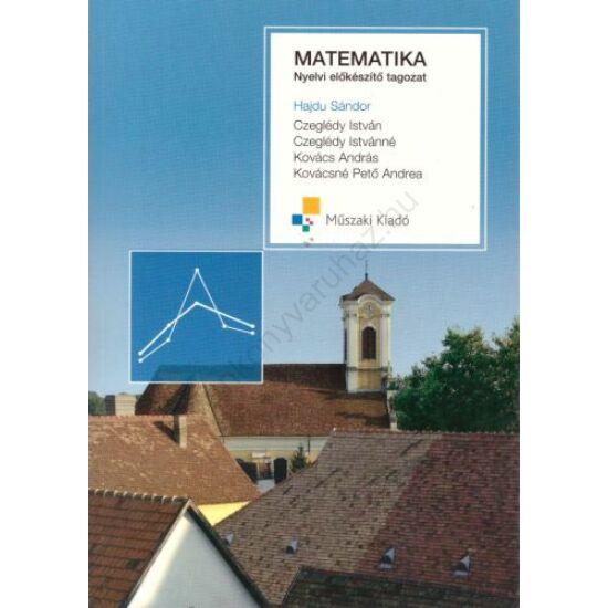 Matematika - nyelvi előkészítő tagozat (MK-4033-7)