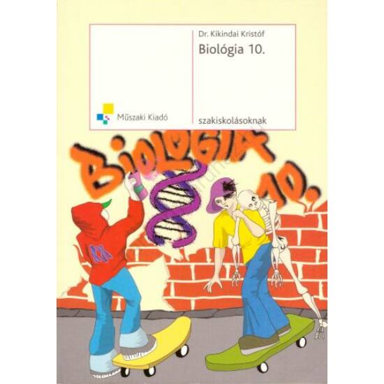Biológia 10. (MK-4125-2)
