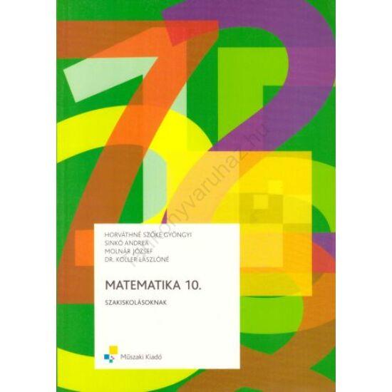Matematika 10. (MK-4164-3)