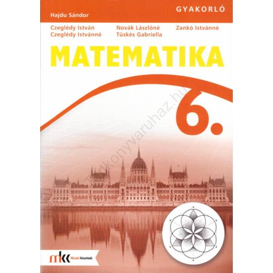 Matematika 6. Gyakorló (NT-4200-3-K)