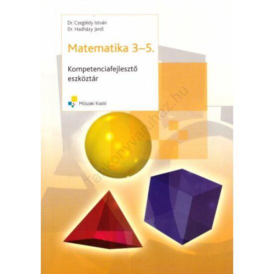 Matematika 3-5. kompetenciafejlesztő eszköztár (MK-4316-9)