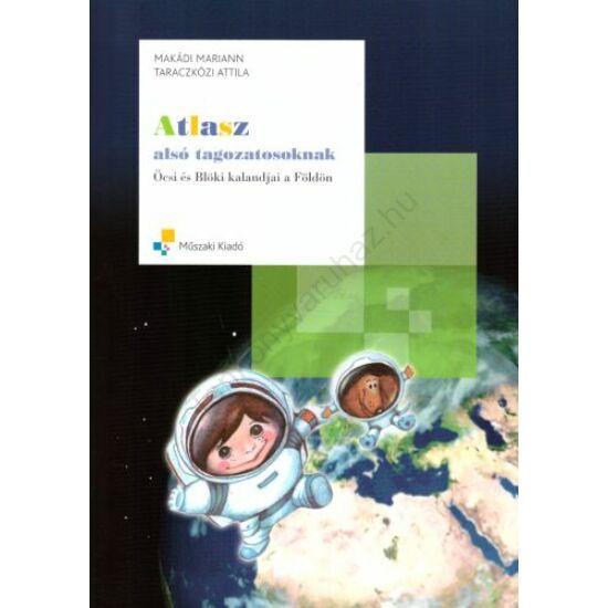 Atlasz alsó tagozatosoknak (MK-4456-2)