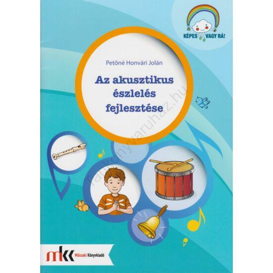 Az akusztikus észlelés fejlesztése (MK-0755)