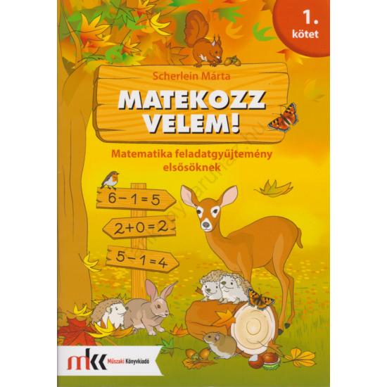 Matekozz velem 1. kötet (MK-4002)