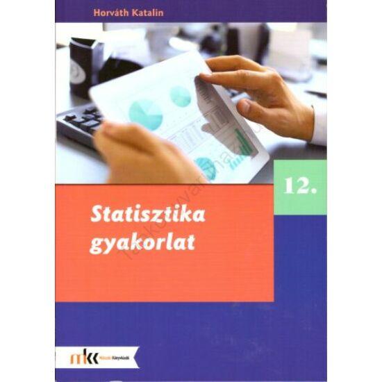 Statisztikai gyakorlat 12. (MK-6223)