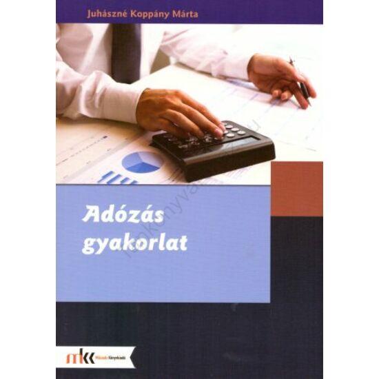 Adózás gyakorlat (MK-6230)