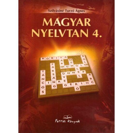 Magyar nyelvtan 4.  (FK-421)