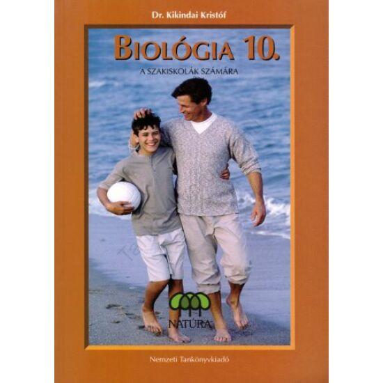 Biológia 10.  (NT-12657)