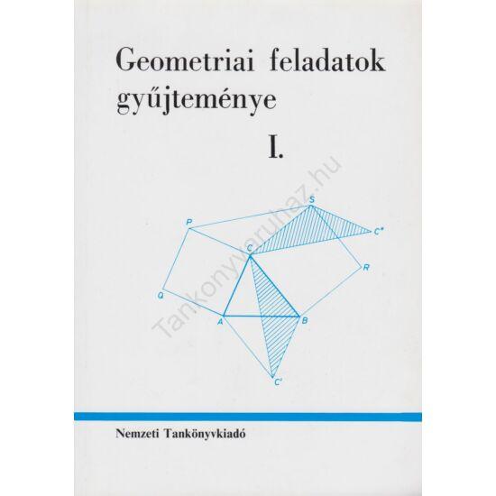 Geometriai feladatok gyűjteménye I. (NT-10127/I)