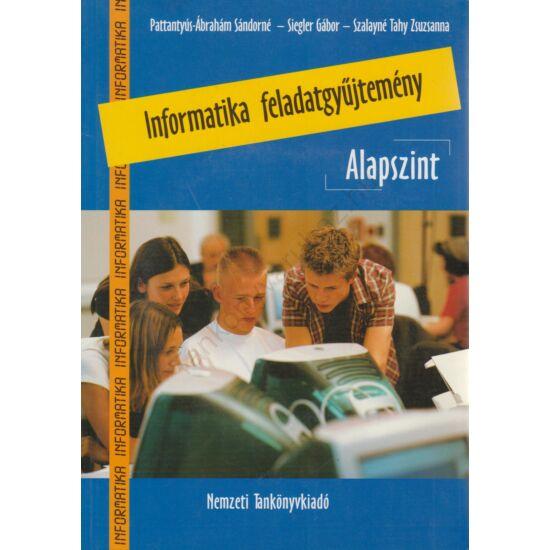 Informatika  feladatgyűjtemény. CD-vel (NT-8316)