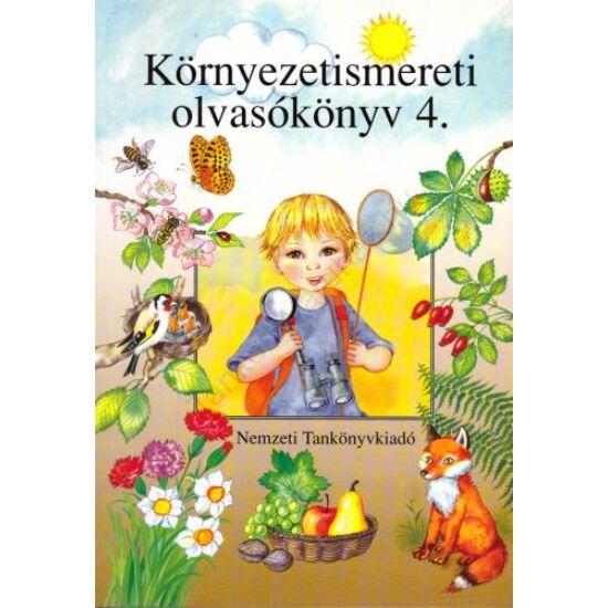 Környezetismeret 4. olvasókönyv (NT-98562)