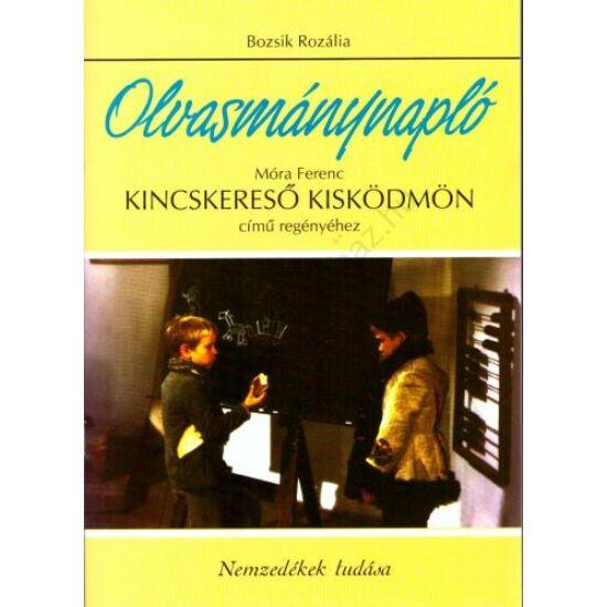 Olvasmánynapló: Móra Ferenc: Kincskereső kisködmön című regényéhez (NT-80208)