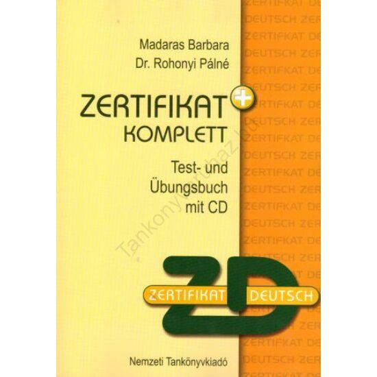 Zertifikat-Komplett. (NT-56516)