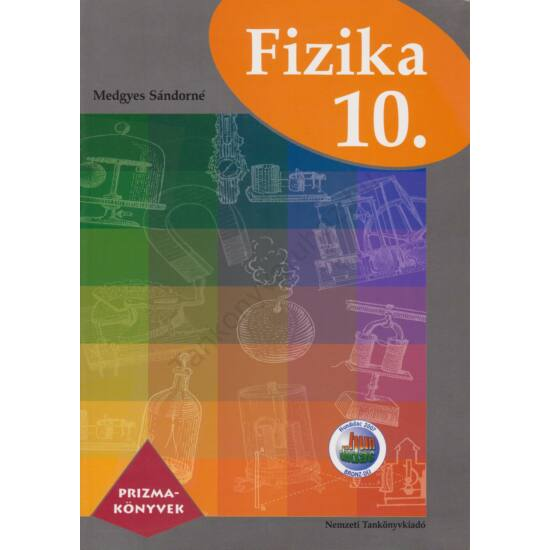 Fizika 10. tankönyv  (NT-14232)