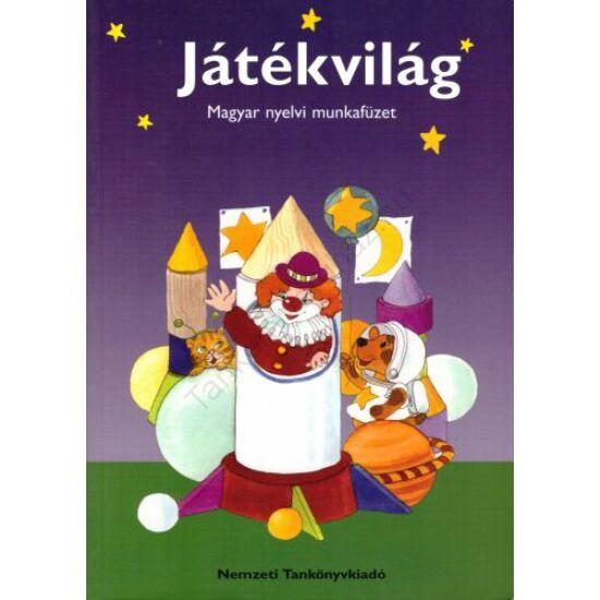 Játékvilág - Magyar nyelvi munkafüzet (NT-98583/MT)
