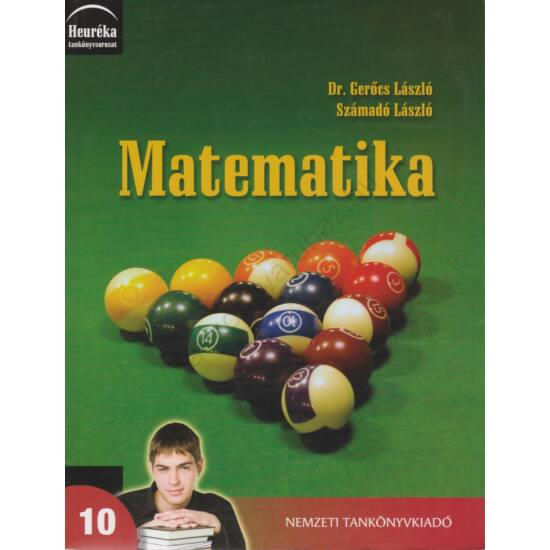 Matematika 10. tankönyv (NT-16202)