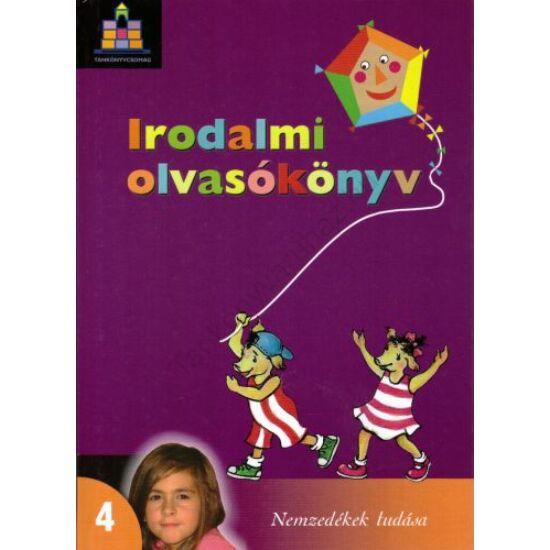 Irodalmi olvasókönyv 4. (NT-00460/1)