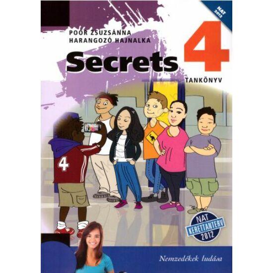 Secrets 4. tankönyv (NT-56548/NAT)