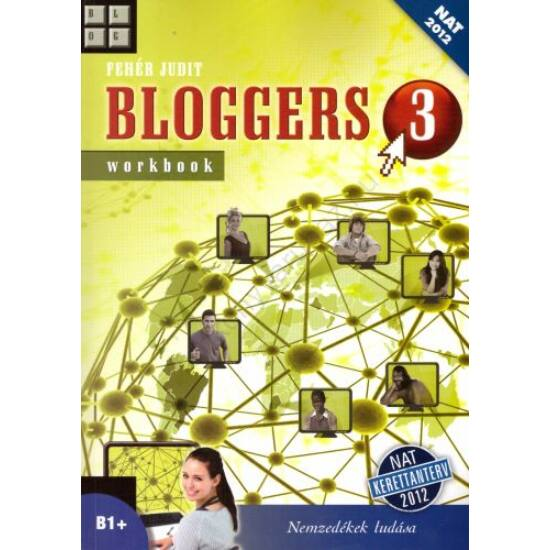 Bloggers 3. workbook (NT-56513/M/NAT)