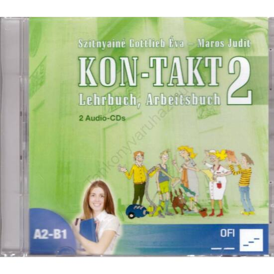 KON-TAKT 2. Audio CD (NT-56542/CD)